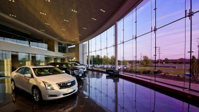 Moore Cadillac Image 1