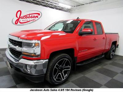 Chevrolet Silverado 1500 2016 for Sale in Oshkosh, WI