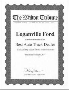 Loganville Ford Image 1