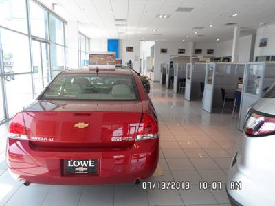 Lowe Chevrolet Image 6