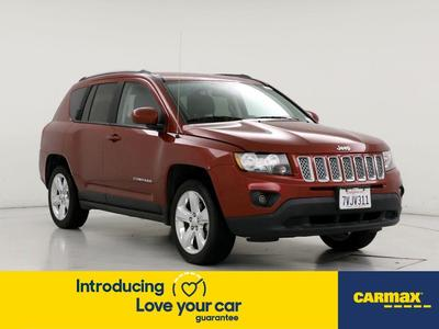 Jeep Compass 2016 for Sale in Roseville, CA