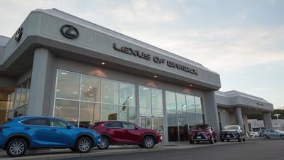Lexus of Warwick Image 5