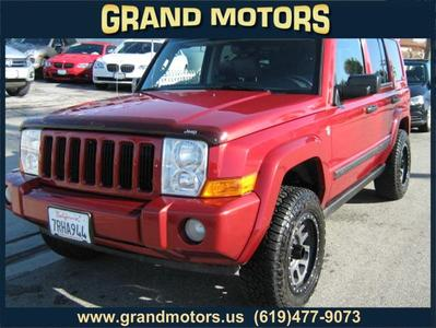 Jeep Commander 2006 for Sale in National City, CA