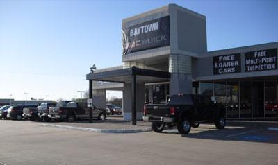 Baytown GMC Buick Image 1