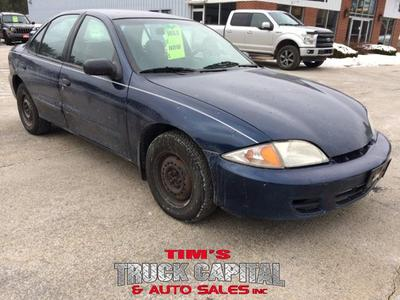 2002 Chevrolet Cavalier  for sale VIN: 1G1JC524227133306