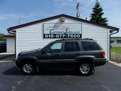 Jeep Grand Cherokee 2004 for Sale in Loves Park, IL