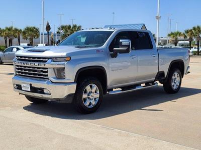 Chevrolet Silverado 2500 2020 for Sale in Vacaville, CA