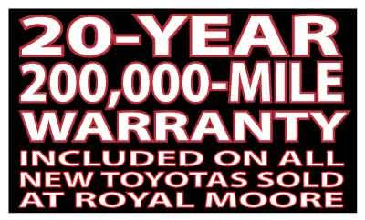 Royal Moore Toyota Image 1