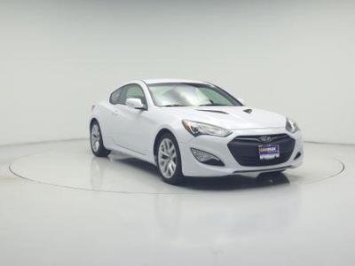 2015 Hyundai Genesis Coupe 3.8 Base for sale VIN: KMHHT6KJ4FU125454