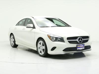 Mercedes-Benz CLA 250 2017 for Sale in Houston, TX