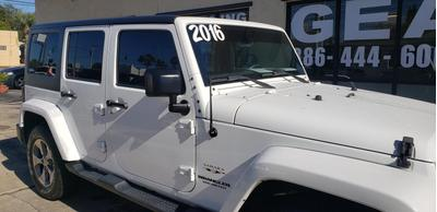 Jeep Wrangler Unlimited 2016 for Sale in Edgewater, FL