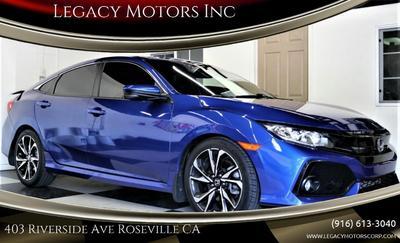 Honda Civic 2017 for Sale in Roseville, CA