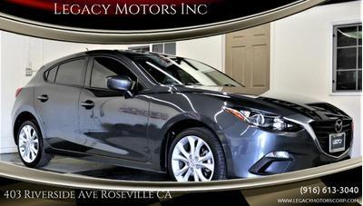Mazda Mazda3 2016 for Sale in Roseville, CA