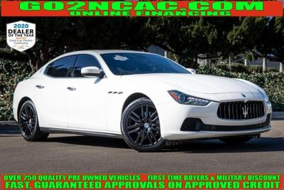 Maserati Ghibli 2017 for Sale in National City, CA
