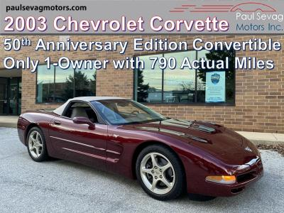 Chevrolet Corvette 2003 for Sale in West Chester, PA