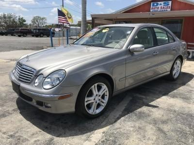 2006 Mercedes-Benz E-Class E 350 4MATIC for sale VIN: WDBUF87J56X208015