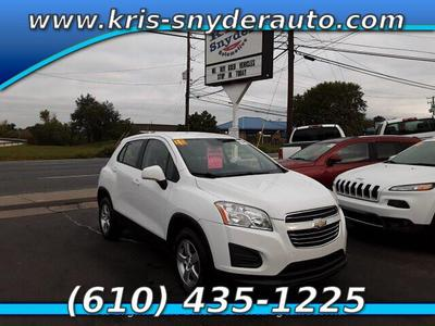 Chevrolet Trax 2015 for Sale in Allentown, PA