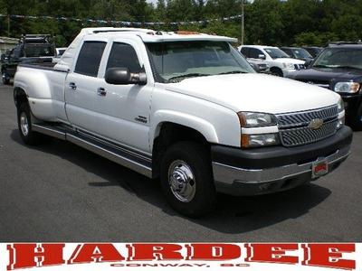 Chevrolet Silverado 3500 2005 for Sale in Conway, SC
