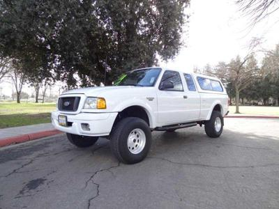 2004 Ford Ranger Edge SuperCab for sale VIN: 1FTYR14E04PA01621