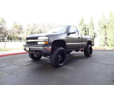 1999 Chevrolet Silverado 1500 LS for sale VIN: 1GCEK14T0XZ137522