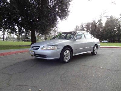 2002 Honda Accord EX-L for sale VIN: 1HGCG16552A030384