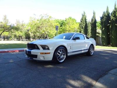2007 Ford Mustang Shelby GT500 for sale VIN: 1ZVHT88S175286126
