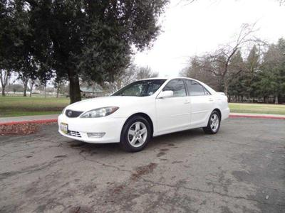 2005 Toyota Camry LE for sale VIN: 4T1BE32K85U382123