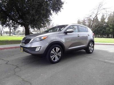 2011 KIA Sportage EX for sale VIN: KNDPC3A27B7142248