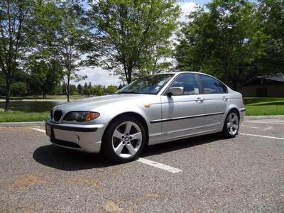 2004 BMW 325 i for sale VIN: WBAAZ33464KP89174