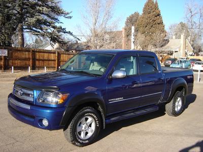2006 Toyota Tundra SR5 Double Cab for sale VIN: 5TBDT44116S530365