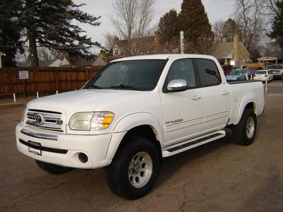2006 Toyota Tundra SR5 Double Cab for sale VIN: 5TBDT44156S527937