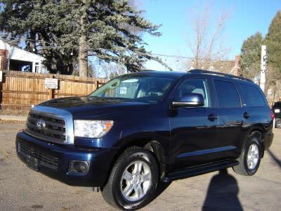 2009 Toyota Sequoia SR5 for sale VIN: 5TDBT64A19S000458