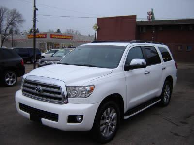 2011 Toyota Sequoia Limited for sale VIN: 5TDJW5G18BS052992
