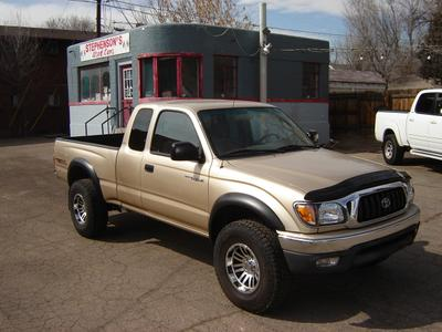 2002 Toyota Tacoma Xtracab for sale VIN: 5TEWN72N32Z026981