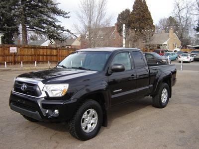2013 Toyota Tacoma Base for sale VIN: 5TFUU4EN6DX073081