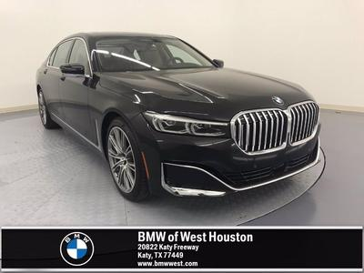 BMW 740 2021 for Sale in Katy, TX