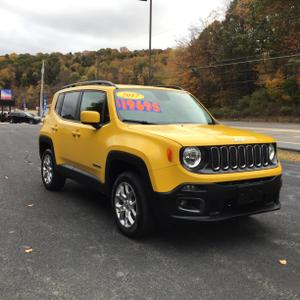 Jeep Renegade 2017 for Sale in Pottsville, PA