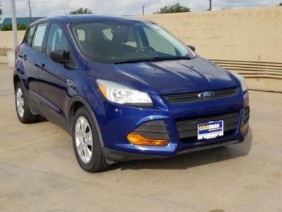 2015 Ford Escape S for sale VIN: 1FMCU0F70FUA61545