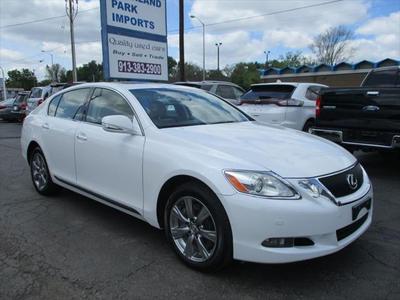 2008 Lexus GS 350  for sale VIN: JTHCE96S480016580