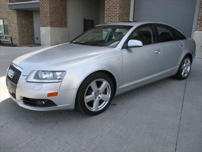 2007 Audi A6 4.2 quattro for sale VIN: WAUEV74F27N082869
