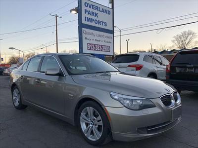 2009 BMW 528 xi for sale VIN: WBANV13599C151853