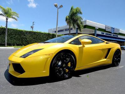 2012 Lamborghini Gallardo  for sale VIN: ZHWGU5BZ9CLA11829