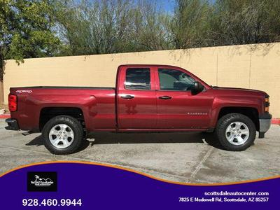 Chevrolet Silverado 1500 2014 for Sale in Scottsdale, AZ