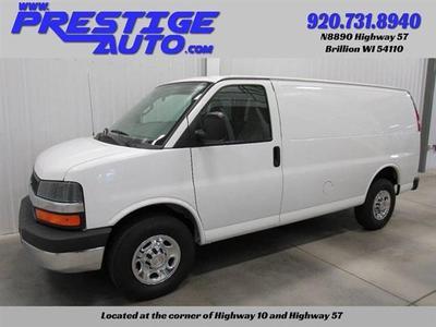 2016 Chevrolet Express 2500 Work Van for sale VIN: 1GCWGAFF4G1271042