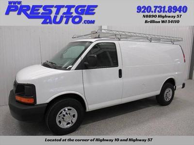 2013 Chevrolet Express 2500 Work Van for sale VIN: 1GCWGFCA9D1126547