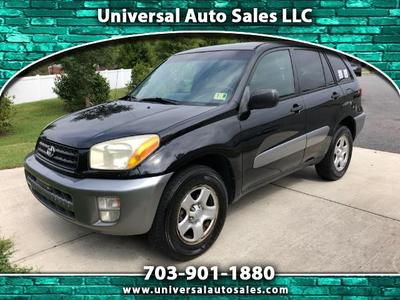 2003 Toyota RAV4  for sale VIN: JTEGH20V030110822