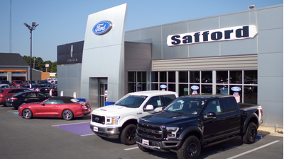 Safford Ford Lincoln of Salisbury Image 1