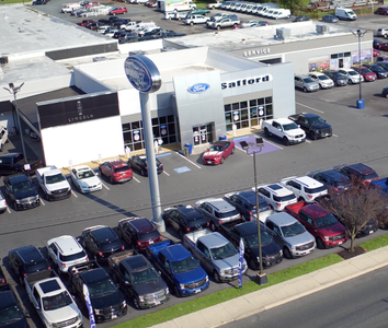 Safford Ford Lincoln of Salisbury Image 3
