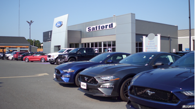 Safford Ford Lincoln of Salisbury Image 4