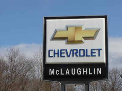 McLaughlin Chevrolet Image 2